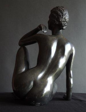 Sérénité - Bronze - 1 sur1 dos